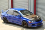 2003 Mitsubishi Evolution VIII